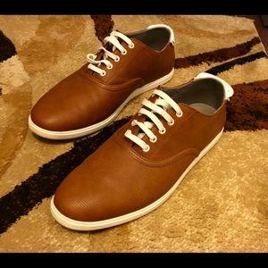 Aldo brown sneakers